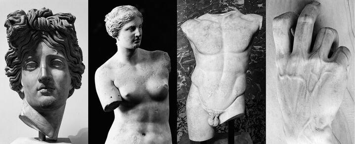 Klassische Skulpturen2
