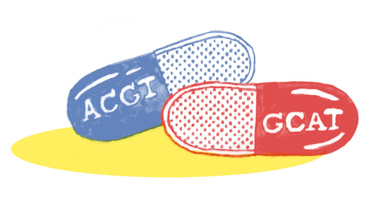 Essen Gen Pillen