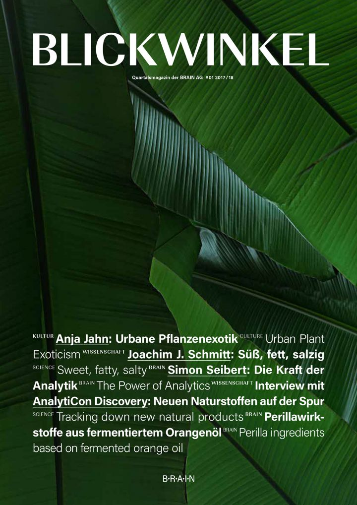 Blickwinkel Q1 17 18 Cover