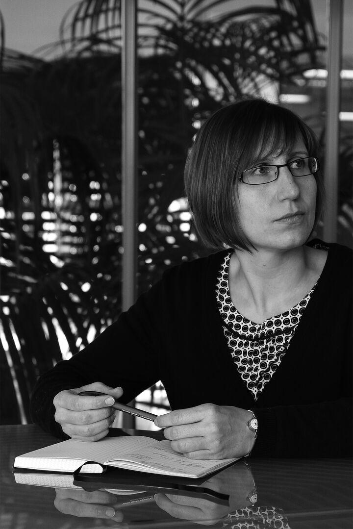 Dr Katja Riedel