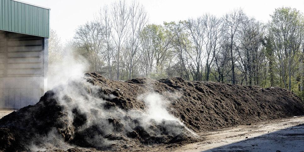 Kompostieranlage