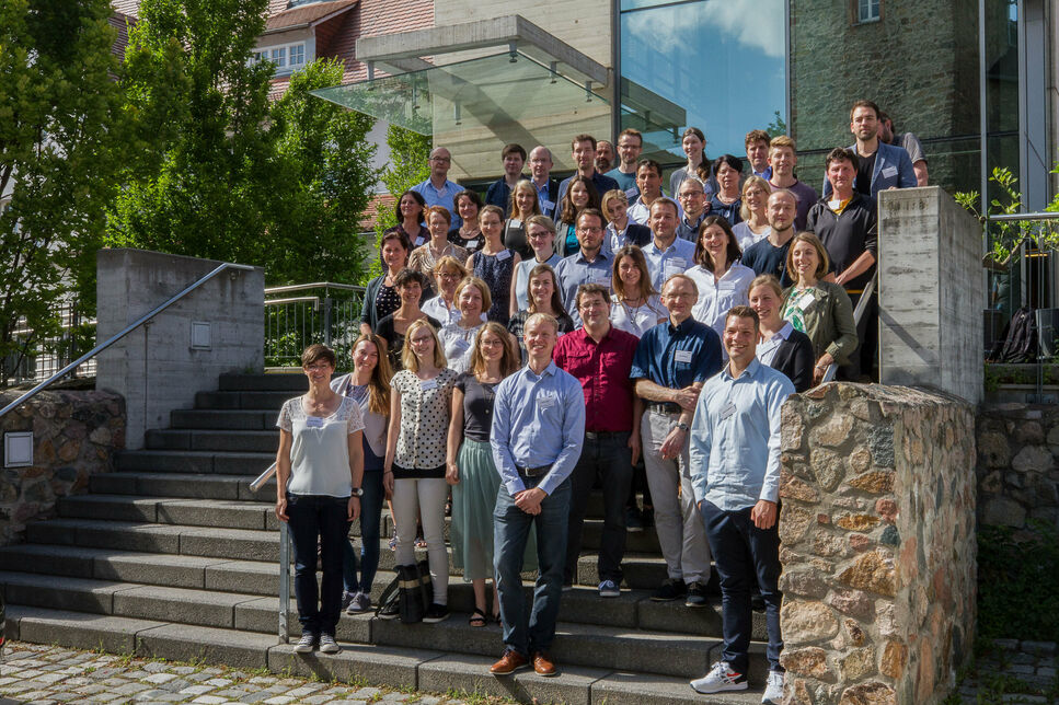 BRAIN Group picture allumni meeting 2018