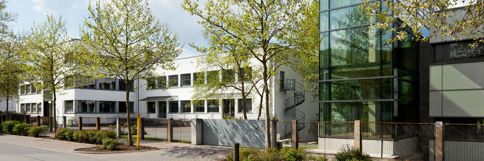 BRAIN AG buildings in Zwingenberg