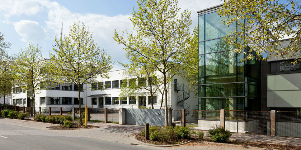 Building of BRAIN AG in Zwingenberg
