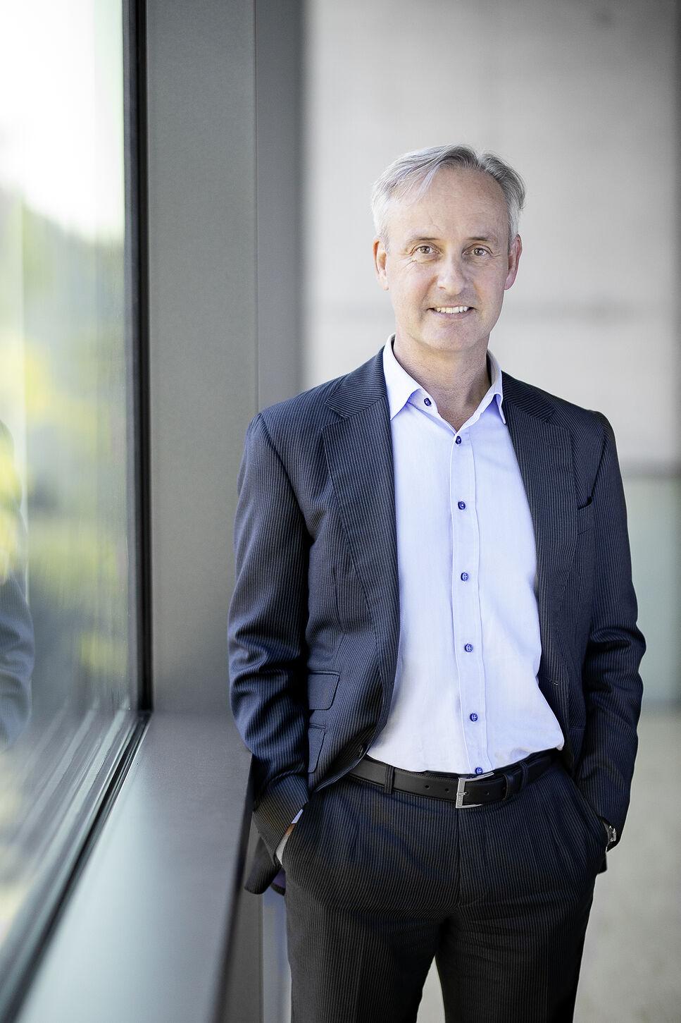 Adriaan Moelker, CEO BRAIN AG