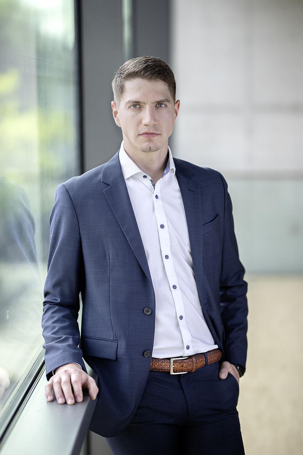 Lukas Linnig, CFO BRAIN AG