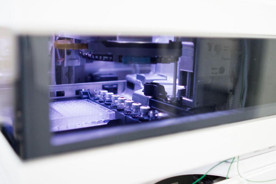 BRAIN Biotech AG Technologie Autosampler