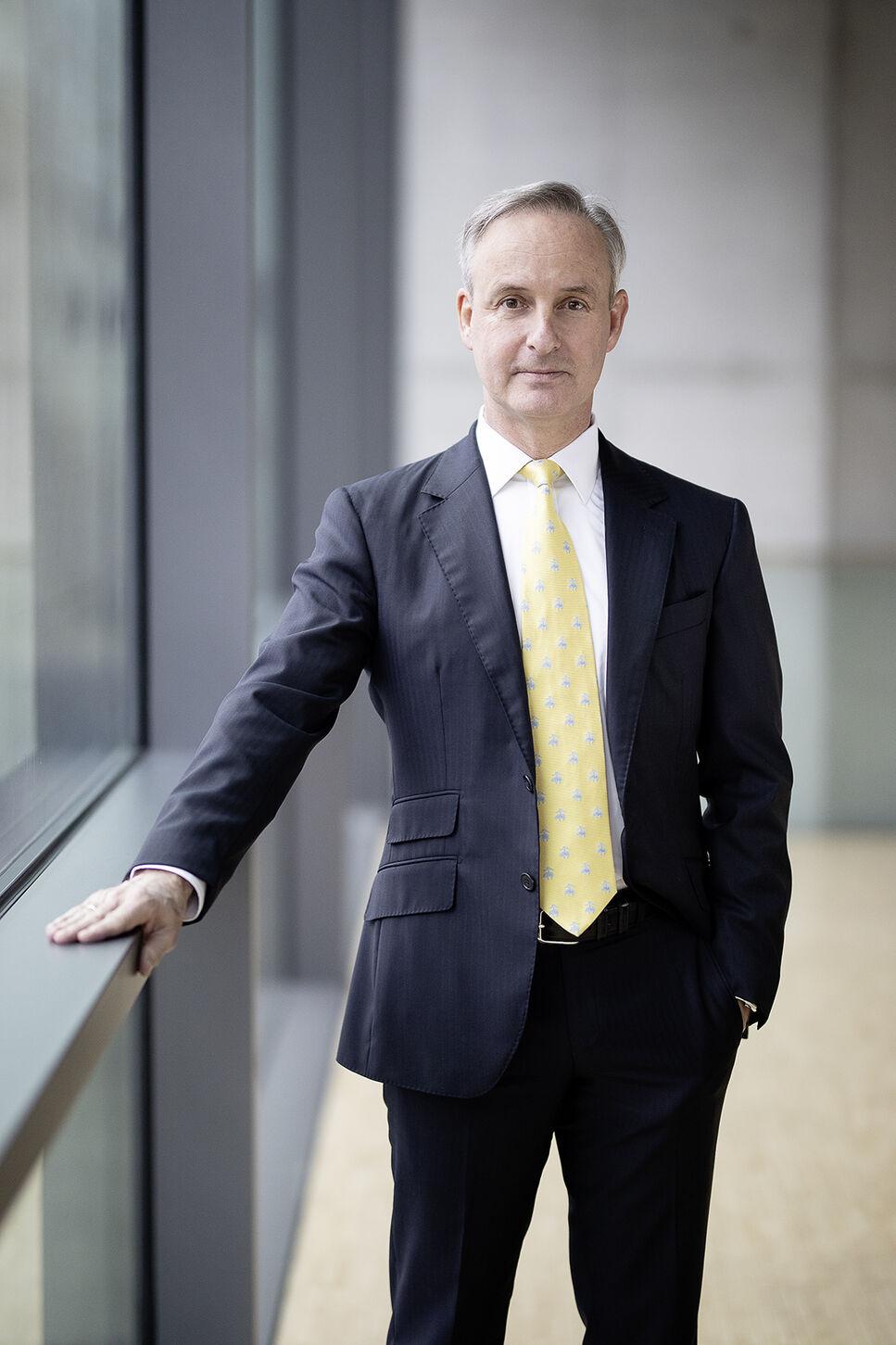BRAIN CEO Adriaan Moelker