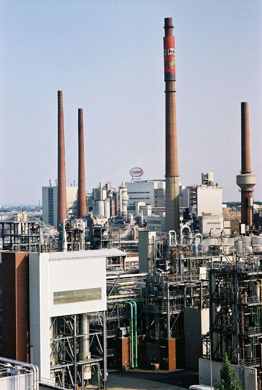Henkel KGaA: Zentrale in Düsseldorf