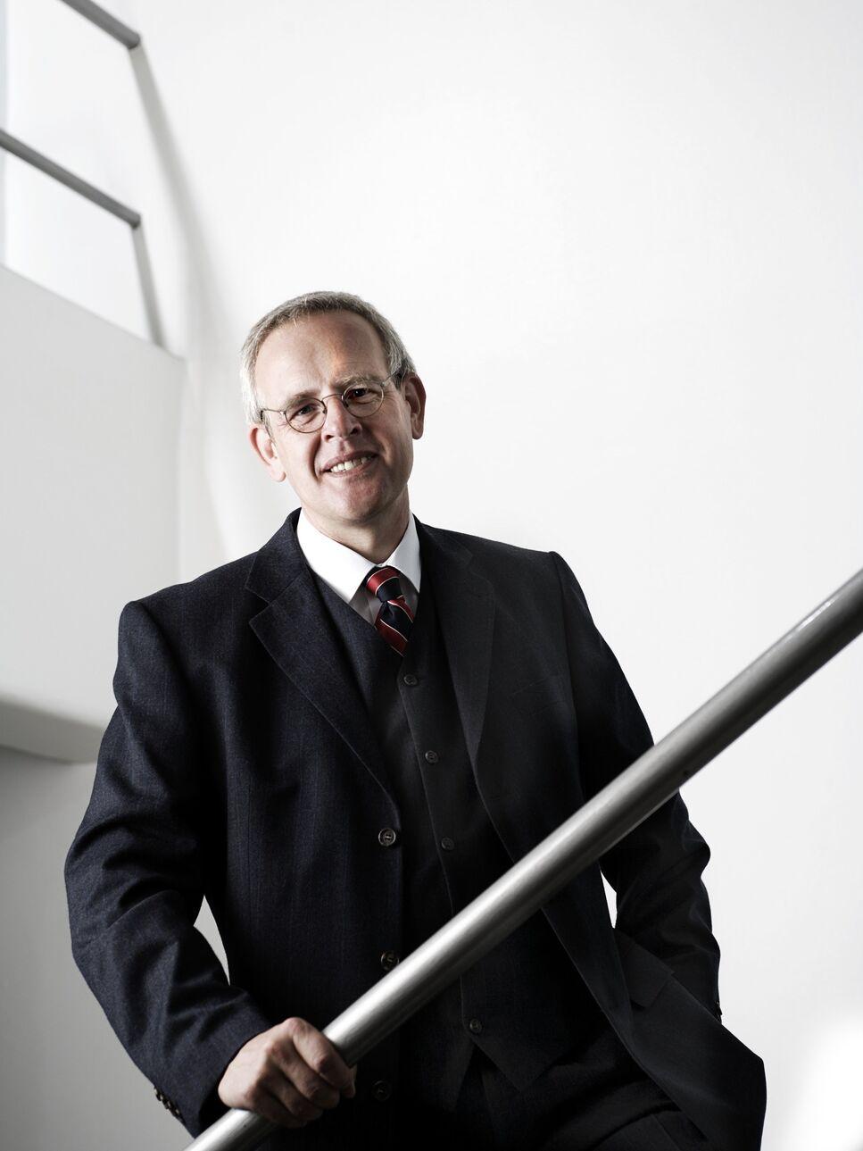 Portrait Dr. Holger Zinke