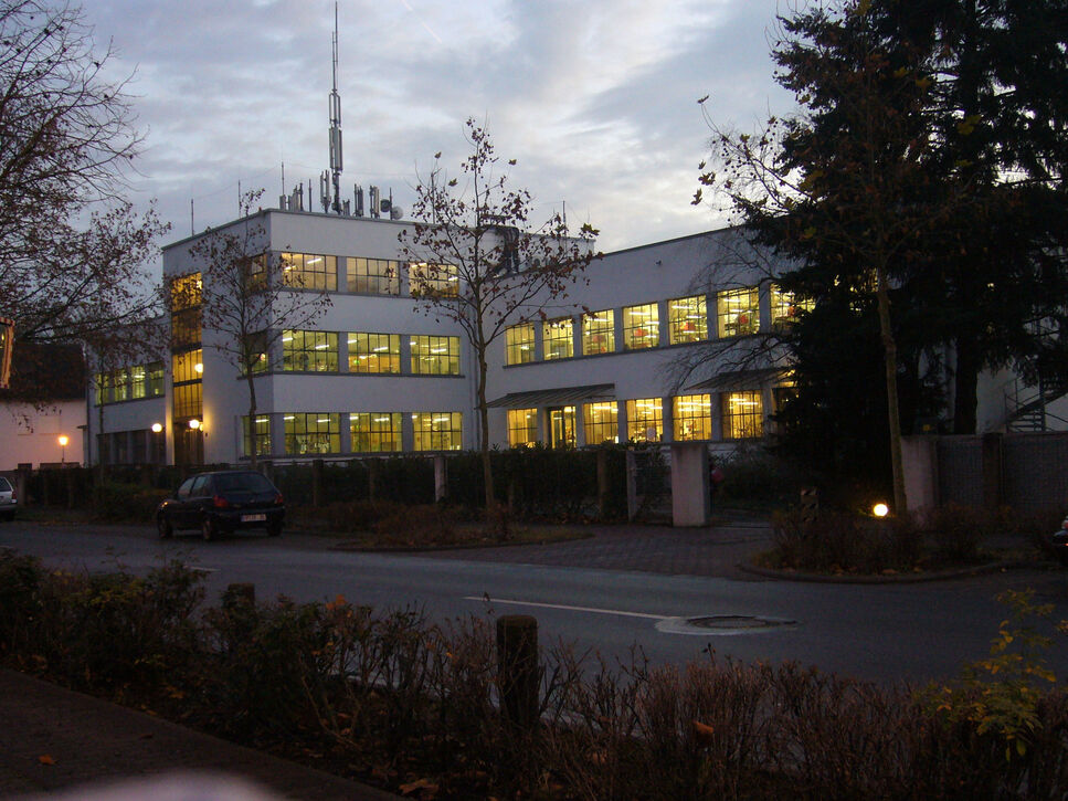 Campus der BRAIN AG in Zwingenberg