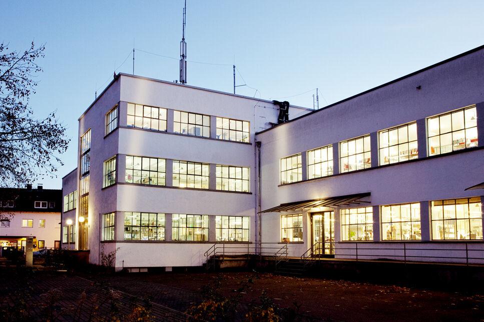 Das Biotechnologie-Unternehmen BRAIN AG mit Sitz in Zwin-genberg bildet seit 1999 im Verbund Biologielaboranten aus.
