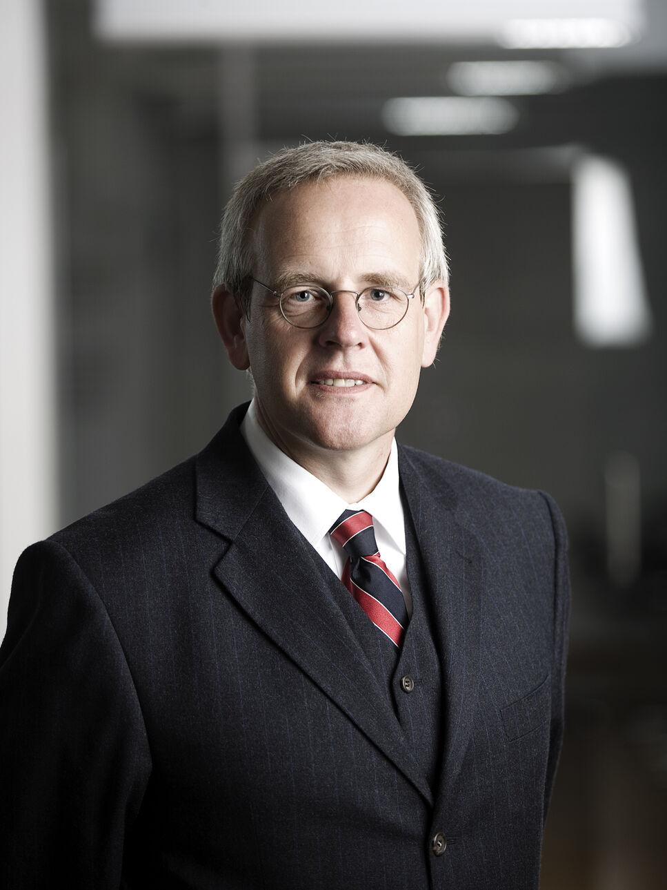 Portraitbild  Dr. Holger Zinke, BRAIN AG.