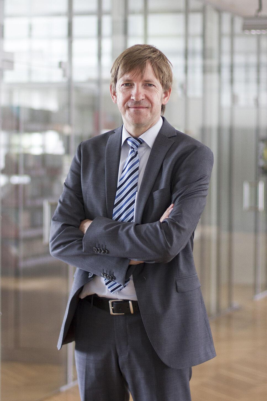CEO der BRAIN AG Dr. Jürgen Eck